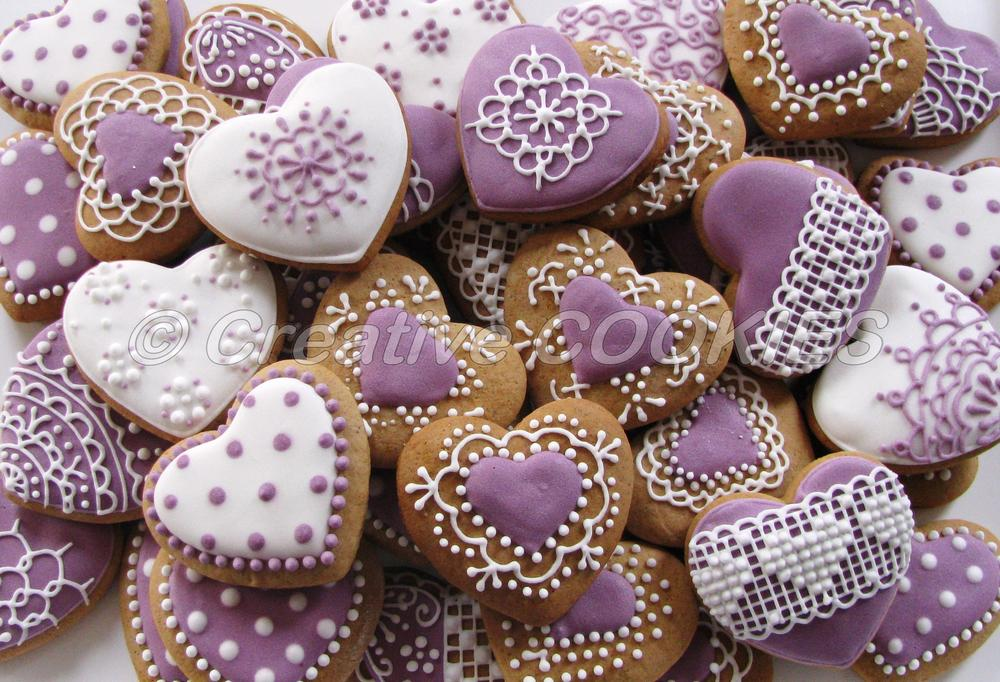 Purple Valentine's