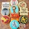 The Hunger Game cookies