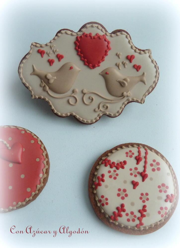 Valentines Cookies Cookie Connection