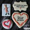 Bacon Valentine's Day
