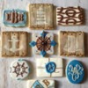 Rustic Nautical Baby Shower