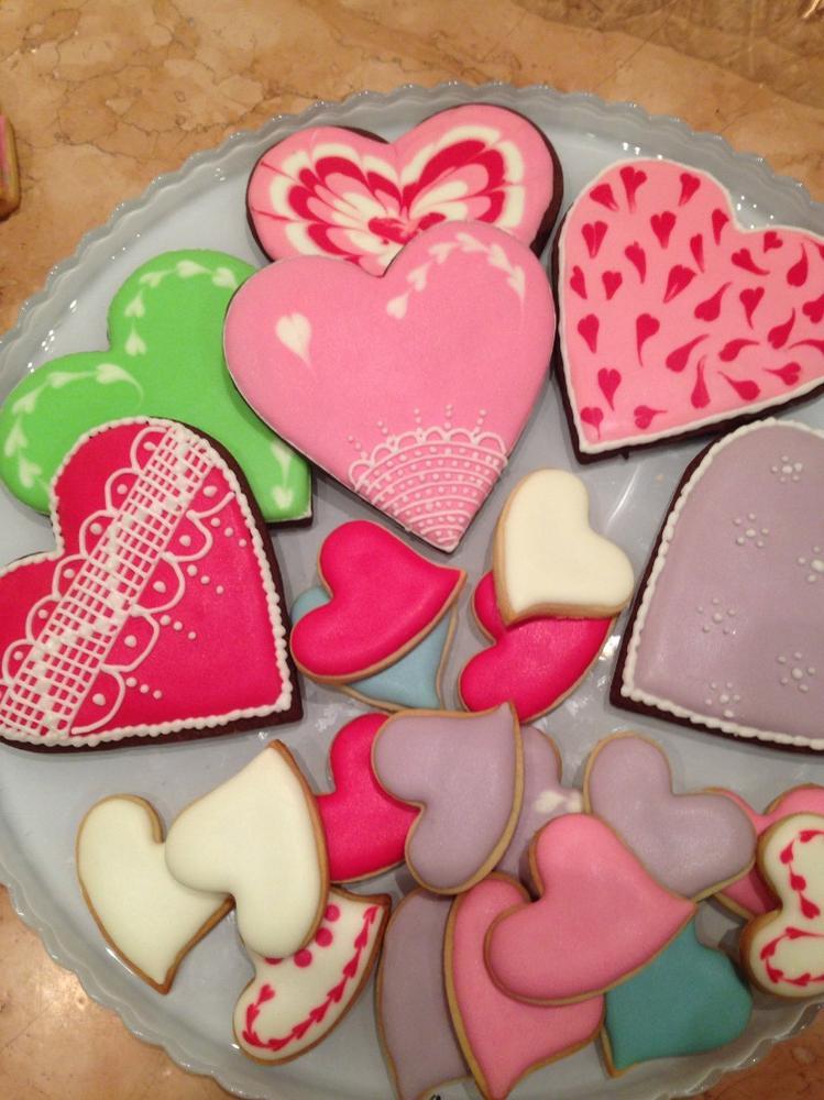 Be my Valentine.... Cookie!