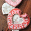 Heart Box Lids: Cookies and Photo by Julia M Usher