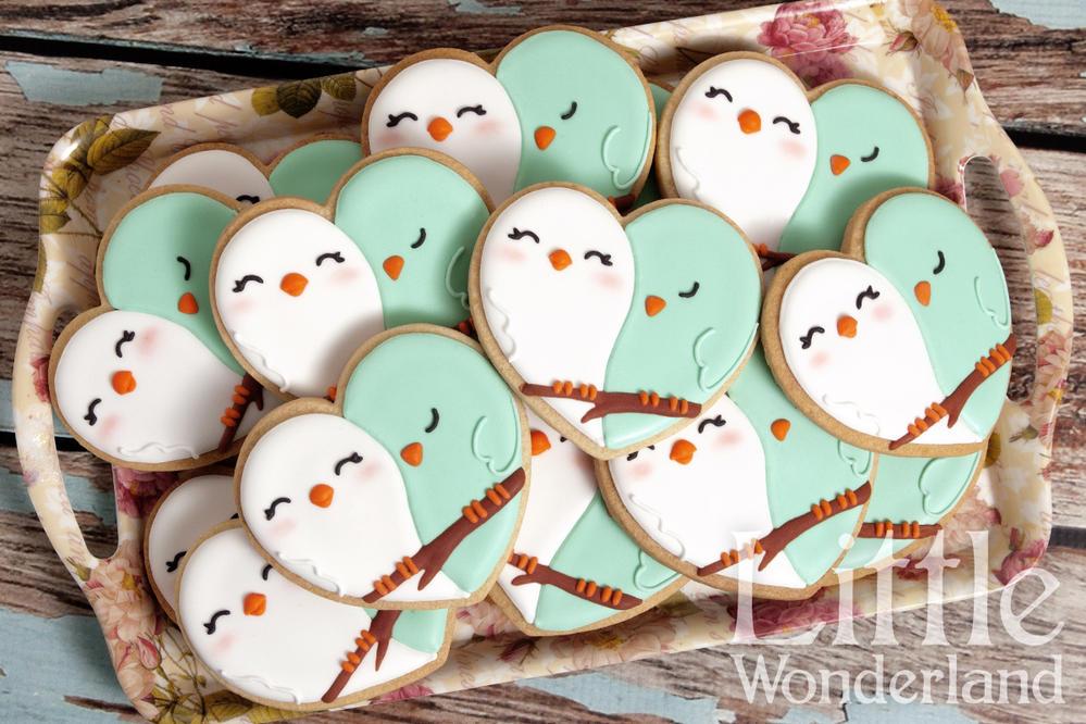 Valentineu0027s Day Cookies