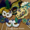 Mardi Gras Mask Set 2