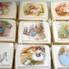 Peter Rabbit in Wafer Paper Cookies