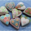 Hearts again - my favorite of all the other cookie )))