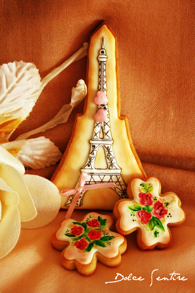 A country in a Cookie: France