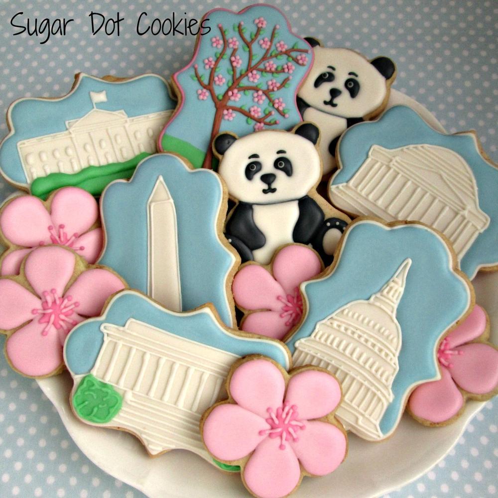 Washington DC cookies | Cookie Connection