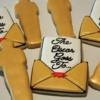 Oscar 2014 cookies