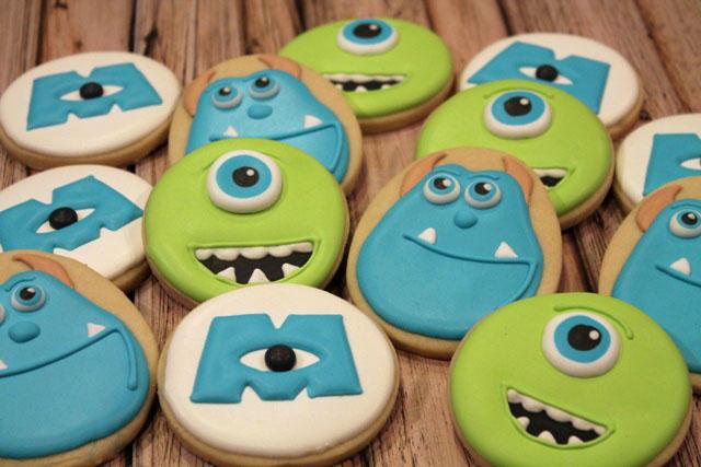 Buy Monsters Inc Birthday Cake