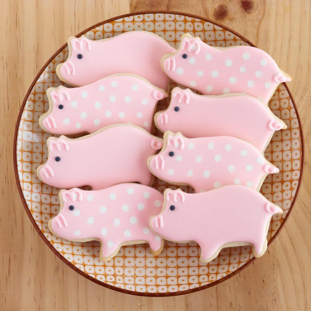 Biscuits au porc