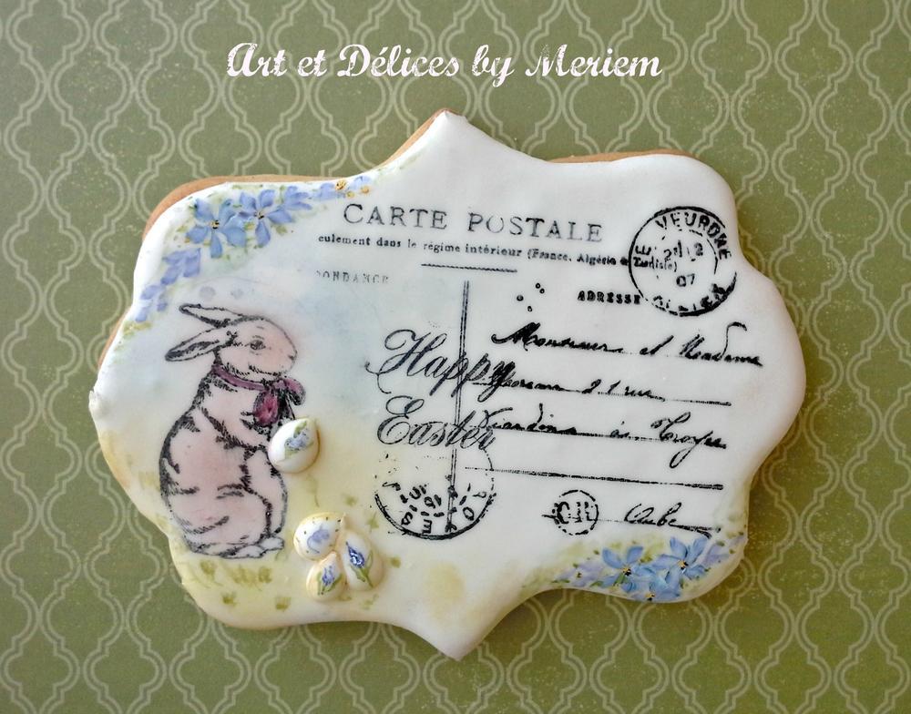 Easter Carte Postale