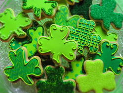 St Patty Cookies