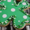 Simple St. Patrick's Day Cookies