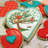 Love Is In the Air Cookie Set
