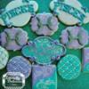 Pisces cookies