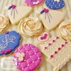 Shabby chic Wedding Shower Cookies