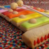 Xylophone Detail | The Cookie Architect