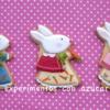 Three little bunnys