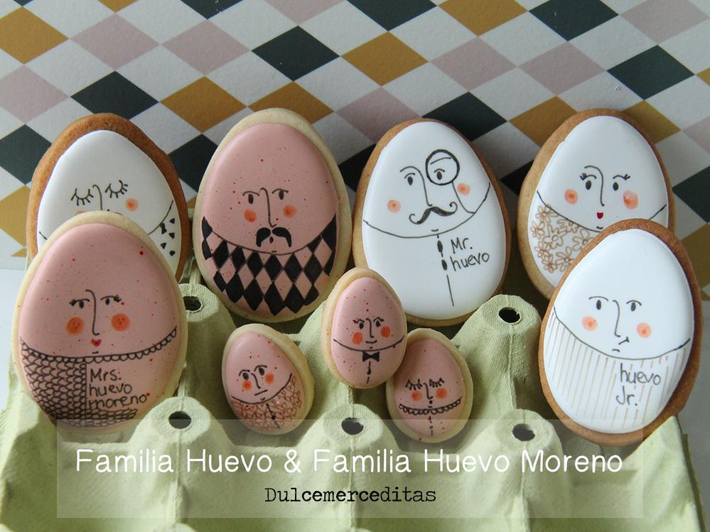 Familia Huevo & Familia Huevo Moreno