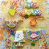 Birthday Knitting Cookies | The Cookie Architect