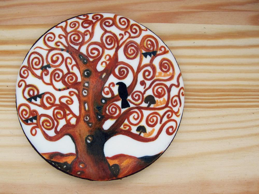 the tree of life klimt