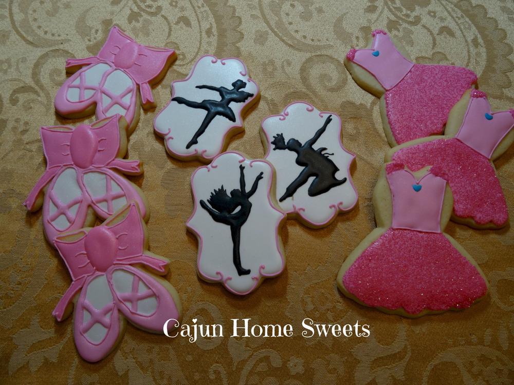 dance cookies cookie connection