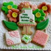 Spring Birthday Cookies!