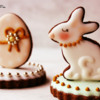 Easter 3D Cookie