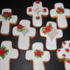 Red and White Crosses