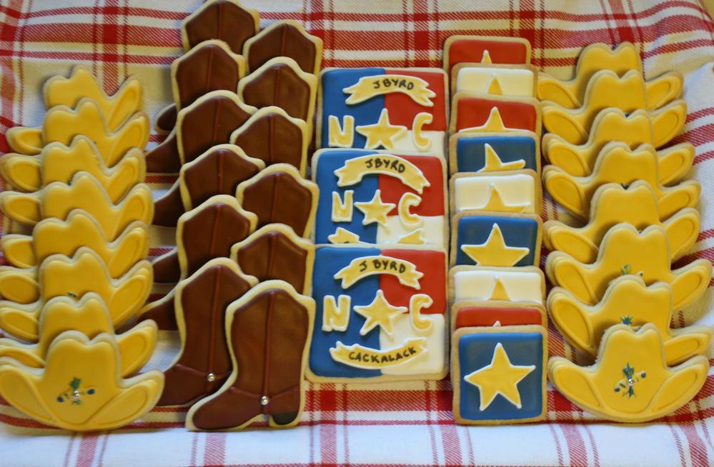 Jonathan Byrd Concert Cookies