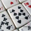 Deck of Cards Cookies by Emma's Sweets