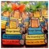 Stacked Books - Truffle Pop Shoppe