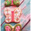 Vintage Spring Butterflies