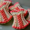 itsy bitsy corset cookies