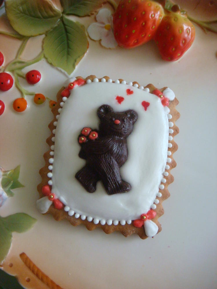 Chocolate Bear #1