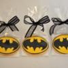 Batman Cookie Favors