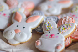 Cute Easter Bunnys - details (Inspired by Sugarbelle and Make me Cake)