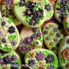Easter Egg Garden | The Cookie Architect