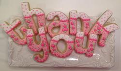 Thank You Cookies - Truffle Pop Shoppe