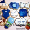 Baseball Baby Shower by Dany's Cakes