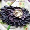 Dahlia Flower Detail | The Cookie Architect
