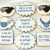 United States Air Force cookies!