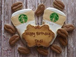 Starbucks Cookie Set