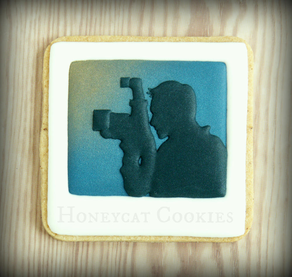 Astronomy and Photography Cookie Set