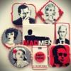 """""""Mad Men"""" Inspired Cookies"""