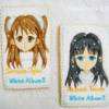 "Japanese Anime ""White Album 2"" Character Cookies"