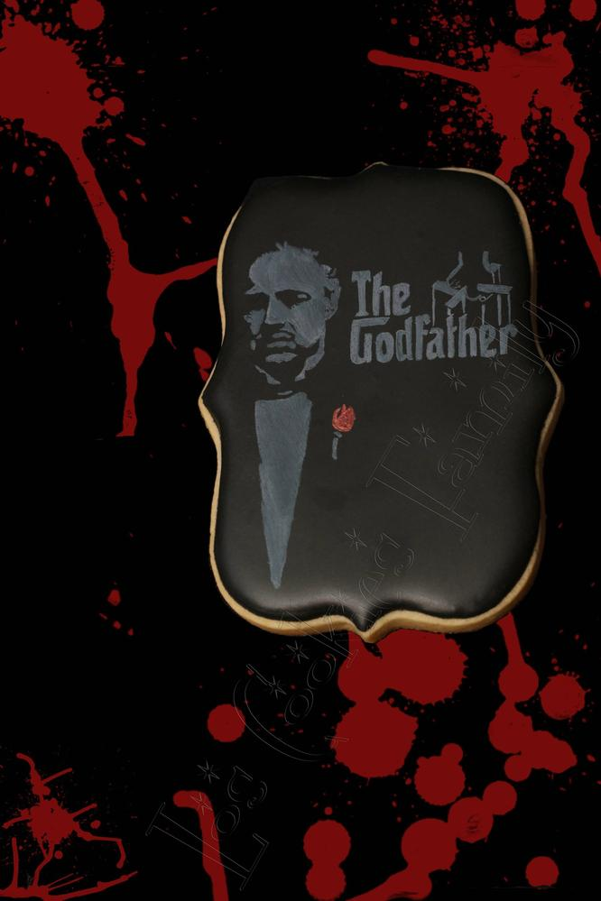 The Godfather cookie