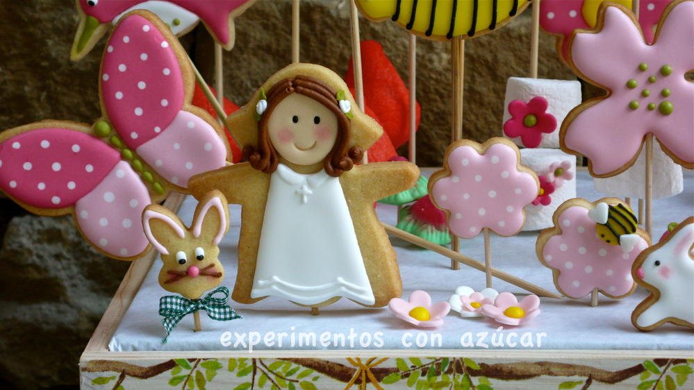 A sweet garden for Esther